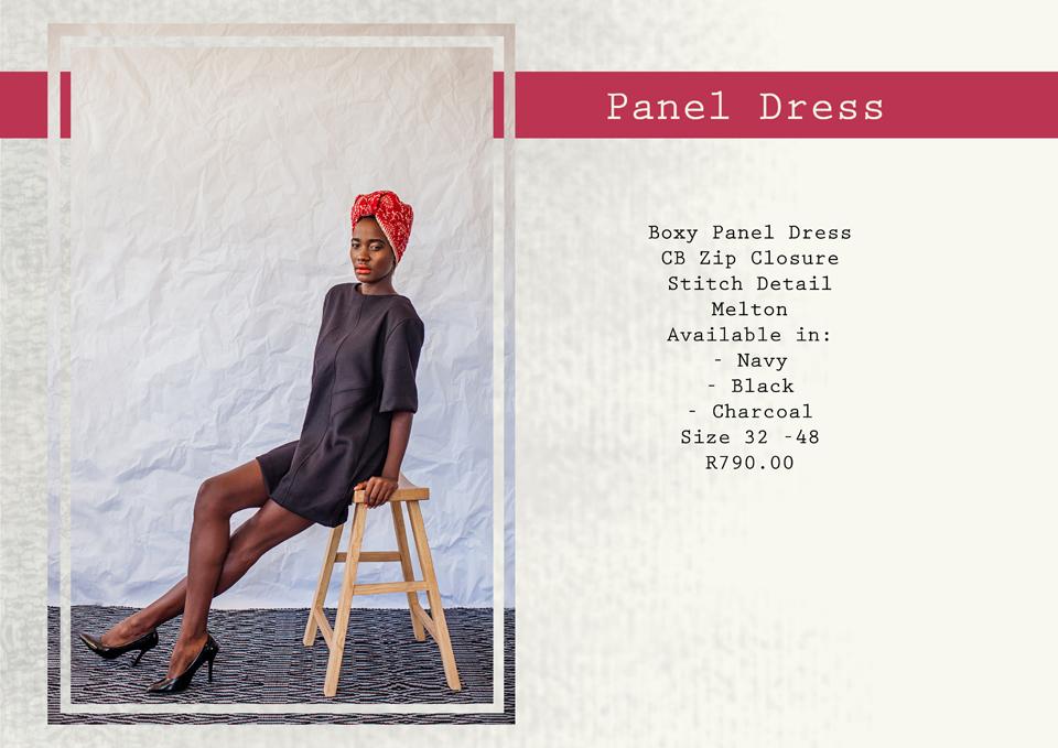 11 panel dress