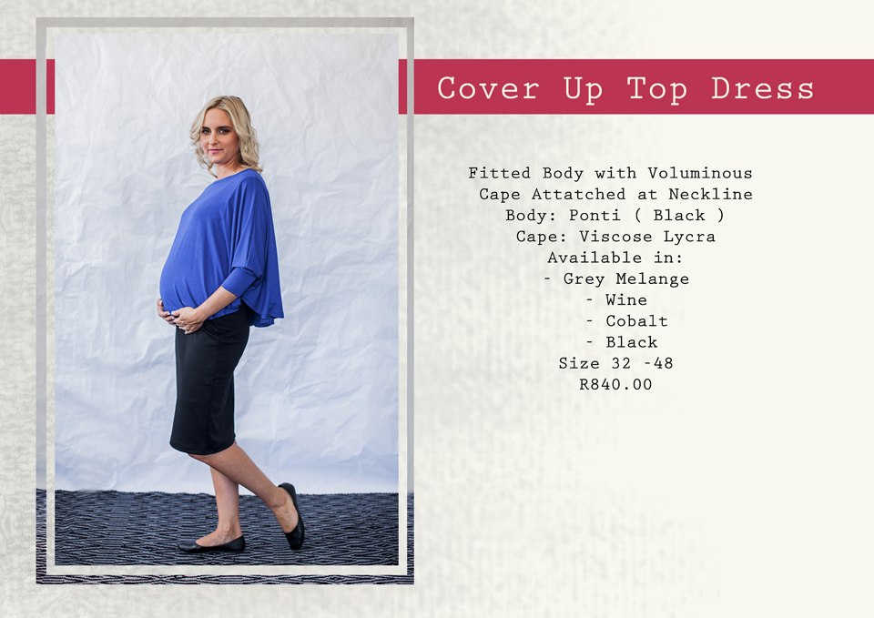15 cover up top dress