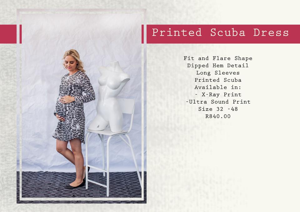 19 scuba dress